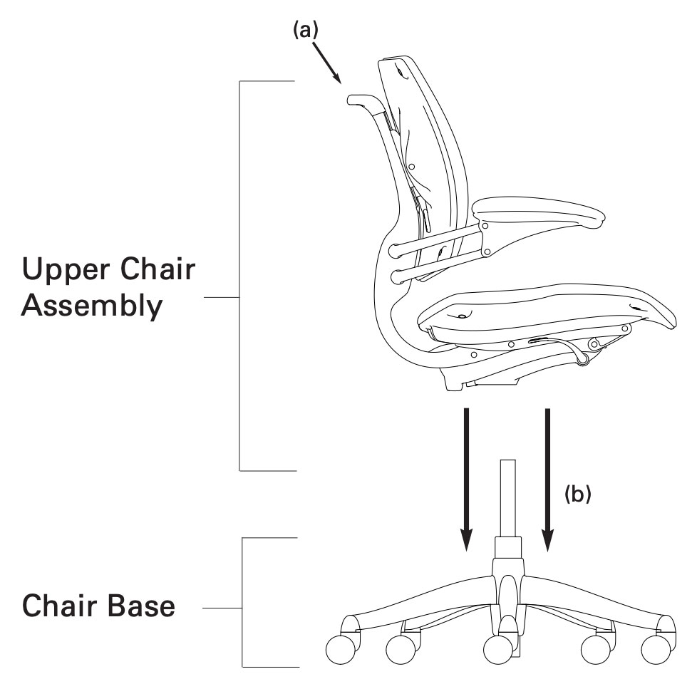Humanscale Office Chair Assembly Instructions